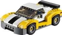 Lego Creator : Snabb bil - Lego 31046 Creator
