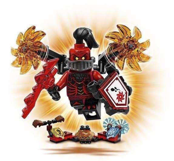 Ultimate general Magmar - Lego 70338 Nexo Knights Shop - Eurotoys ... 7df3fabcab136
