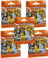 Lego Shop Minifigurer : Minifigurer 2016 - 5 pk - Lego 71011 Minifigurer