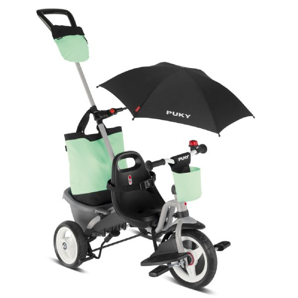 Image of Ceety Comfort Trehjulet cykel mint (04-002440)