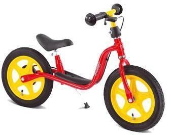 Løbecykel Puky m / håndbremse Rød | Learner Bikes