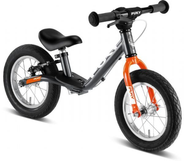 Puky Løbecykel m. bremse anthracite | Learner Bikes