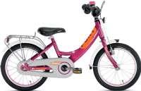 Puky børnecykler : Børnecykel lilla 16 tommer - Puky cykel zl 16-1 alu 4226