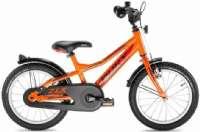 Puky børnecykler : Børnecykel Orange/blå 16 tommer - Puky cykel zlx 16-1 alu 4272