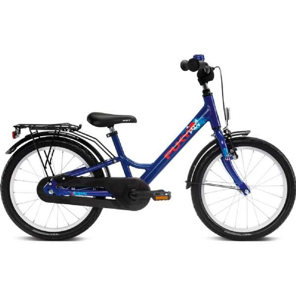 Image of Puky Børnecykel blå 18 tommer (04-004362)