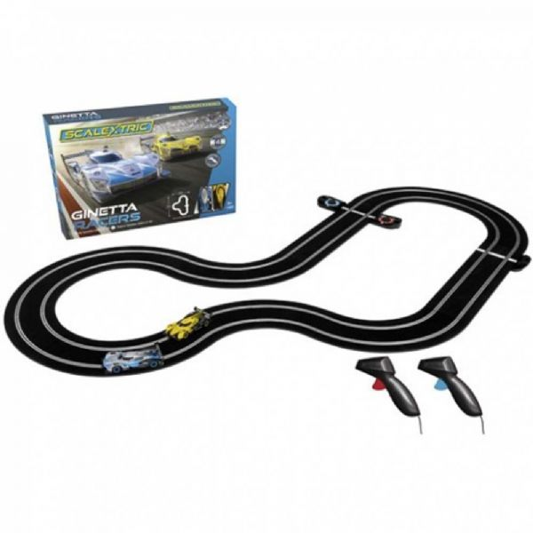 Image of Scalextric Ginetta Racers Sæt (07-0C1412)