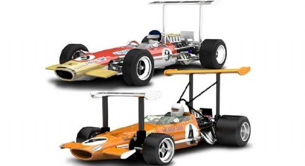 Image of GP Legends - McLaren M7 vs Team Lotus Ty (07-0C3544A)