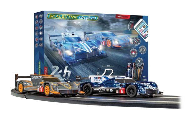 Image of Arc Pro 24H Le Mans set (2 x Ginettas) (07-C1404P)