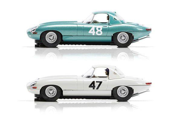 Image of Legends Jaguar E-type 1963 LMTD (07-C3898A)
