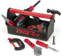 Hobby : Værktøjskasse 19 dele - Aktiviter til børn 43441