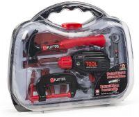 Hobby : Værktøjskasse 21 dele - Aktiviter til børn 43446