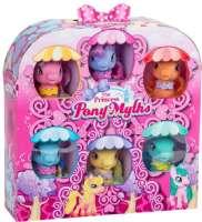 Figurer : Pony Prinsesse heste m/tilbehør - The Princess Pony heste figurer 60922
