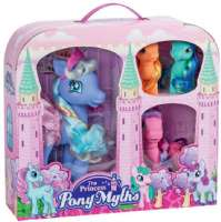 Figurer : Pony Prinsesse heste m/tilbehør - The Princess Pony heste figurer 60925