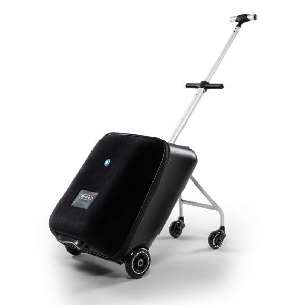 Micro Kuffert Eazy, sort