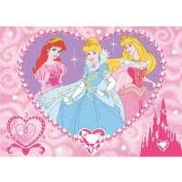 Disney Princess Matot : Matto, Disney Prinsessat - Jalokivet - Disney Børnetæpper 927376