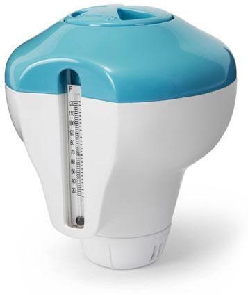 Vellidte Klor dispenser med termometer - Intex pool tilbehør 29043 Shop YJ-06