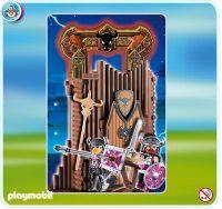 Playmobil Take Along : Barbarens Fort Take Along - Playmobil 4774