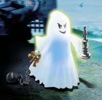 Playmobil Ritarit : Linnan kummitus LED-lampulla / Castle Ghost with Rainbow - Playmobil Knights  6042