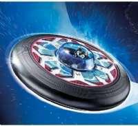 Playmobil Lentokoneet : Lentävä lautanen - Playmobil Sports & Action 6182