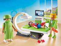 Playmobil City : Røntgen afdelingen - Playmobil 6659 City Life