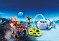 Playmobil Action : Actionspil Fire and Ice - Playmobil 6831