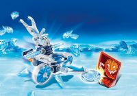 Playmobil Action : Frosty med Disc-skyder - Playmobil 6832