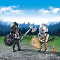 Playmobil Riddere : Ridder duellen - Playmobil 6847