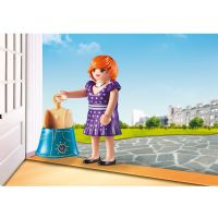 Playmobil City Life : Dame med kjole - Playmobil 6885