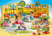 Playmobil City Life : Babybutik - Playmobil 9079