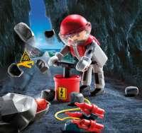 Playmobil : Stenknuser med brokker - Playmobil 9092