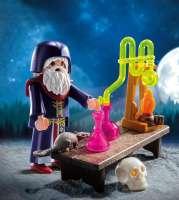 Playmobil : Alkymist med trylledrik - Playmobil 9096