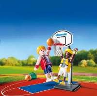 Playmobil : En mod en basketball påskeæg - Playmobil 9210