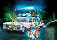Playmobil Ghostbusters : Ghostbusters Ecto-1 bil - Playmobil Ghostbusters 9220