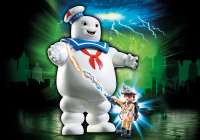 Playmobil Figurer : Marshmellow Man - Playmobil Ghostbusters 9221