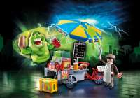 Playmobil Figurer : Slimer i Hot Dog bod - Playmobil Ghostbusters 9222