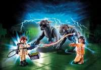 Playmobil Ghostbusters : Venkman og helvedshundene - Playmobil Ghostbusters 9223