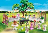 Playmobil City Life : Bryllupsreception - Playmobil 9228