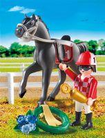 Playmobil : Jockey - Playmobil 9261