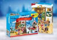 Playmobil : Advent Calender Santas Workshop - Playmobil Julekalender 9264