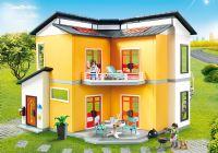 Playmobil Nukkekodit : Moderni talo - Playmobil Dukkehus 9266