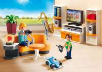 Playmobil City Life : Stuen - Playmobil City Life 9267