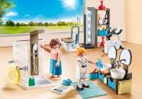 Playmobil City Life : Badeværelset - Playmobil City Life 9268