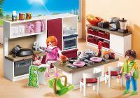 Playmobil Nukkekodit : Keittiö - Playmobil City Life 9269