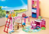 Playmobil City Life : Børneværelset - Playmobil City Life 9270