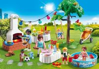 Playmobil City Life : Havefesten - Playmobil City Life 9272