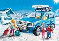 Bilar : Winter SUV - Playmobil Family Fun 9281