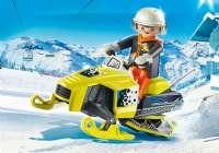 Bilar : Snowmobile - Playmobil Family Fun 9285