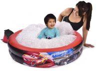 Pool- och badtillbehör : Bubble Tub Cars 3 - Disney Cars Bobbelbad børn 60070