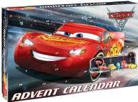 Cars : Cars 3 adventskalender 2017 - Lynet McQueen julekalender 91008