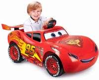 El-biler : Feber Cars 3 Lightning Mcqueen 6v - Disney Cars 3 Feber elbil 720004